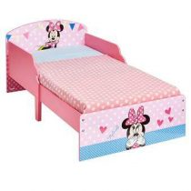 Worlds Apart Disney Minnie Mouse Kinderbed Baby & kinderkamer Roze MDF