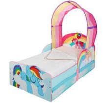 Worlds Apart My Little Pony Kinderbed met Lades Baby & kinderkamer Blauw