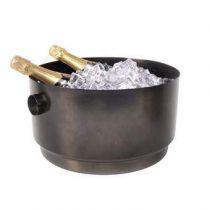 XLBoom Rondo Partykoeler Wijn assortiment Zwart RVS