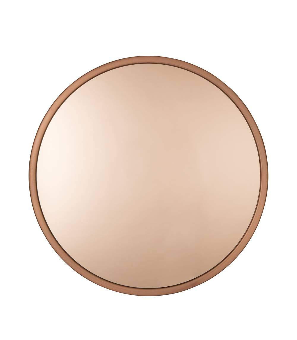 Zuiver bandit spiegel koperwoonkamer - Designer woonkamer spiegel ...