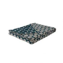 Zuiver Cosima Plaid 130 x 170 cm Woonaccessoires Blauw