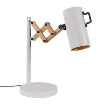Zuiver Flex Tafellamp Verlichting Wit Hout