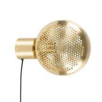 Zuiver Gringo Wandlamp Verlichting Goud IJzer