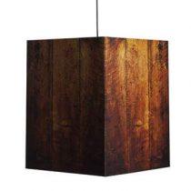 Zuiver Heavy Light Hanglamp Verlichting Bruin Karton
