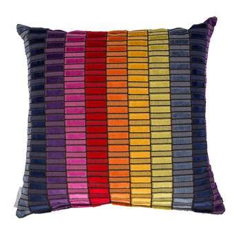 Zuiver Keycolour Kussen 45 x 45 cm Woonaccessoires Multicolor Textiel