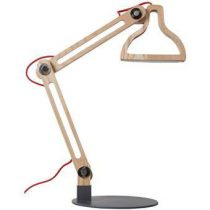 Zuiver Led It Be Tafellamp Verlichting Beige Hout