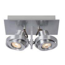 Zuiver Luci LED Spot Verlichting Grijs Aluminium
