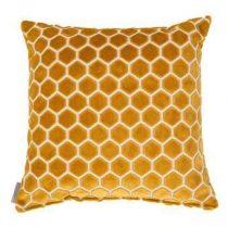 Zuiver Monty Kussen 45 x 45 cm Woonaccessoires Geel Textiel