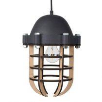 Zuiver Navigator Pendant lamp ZwartWoonkamer