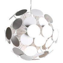 Zuiver Plenty Work Hanglamp Verlichting Wit Metaal