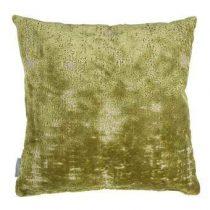 Zuiver Sarona Vintage Blue Sierkussen 45 x 45 cm Woonaccessoires Groen Textiel