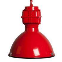 Zuiver Vic Industry Hanglamp Verlichting Rood Metaal