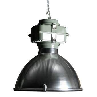 Zuiver Vic Industry Hanglamp Verlichting Zilver Metaal