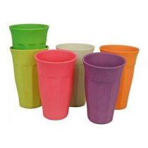 Zuperzozial Cupful Of Colour Bekers 0