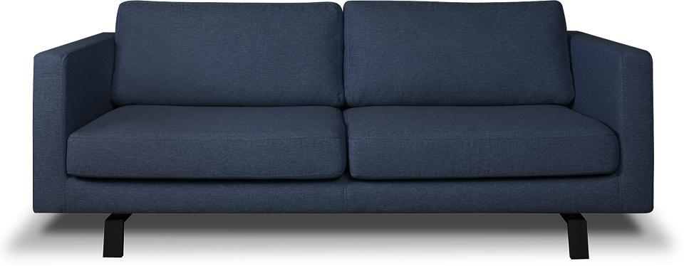 i Sofa Casper 3 zits bank BlauwWoonkamer