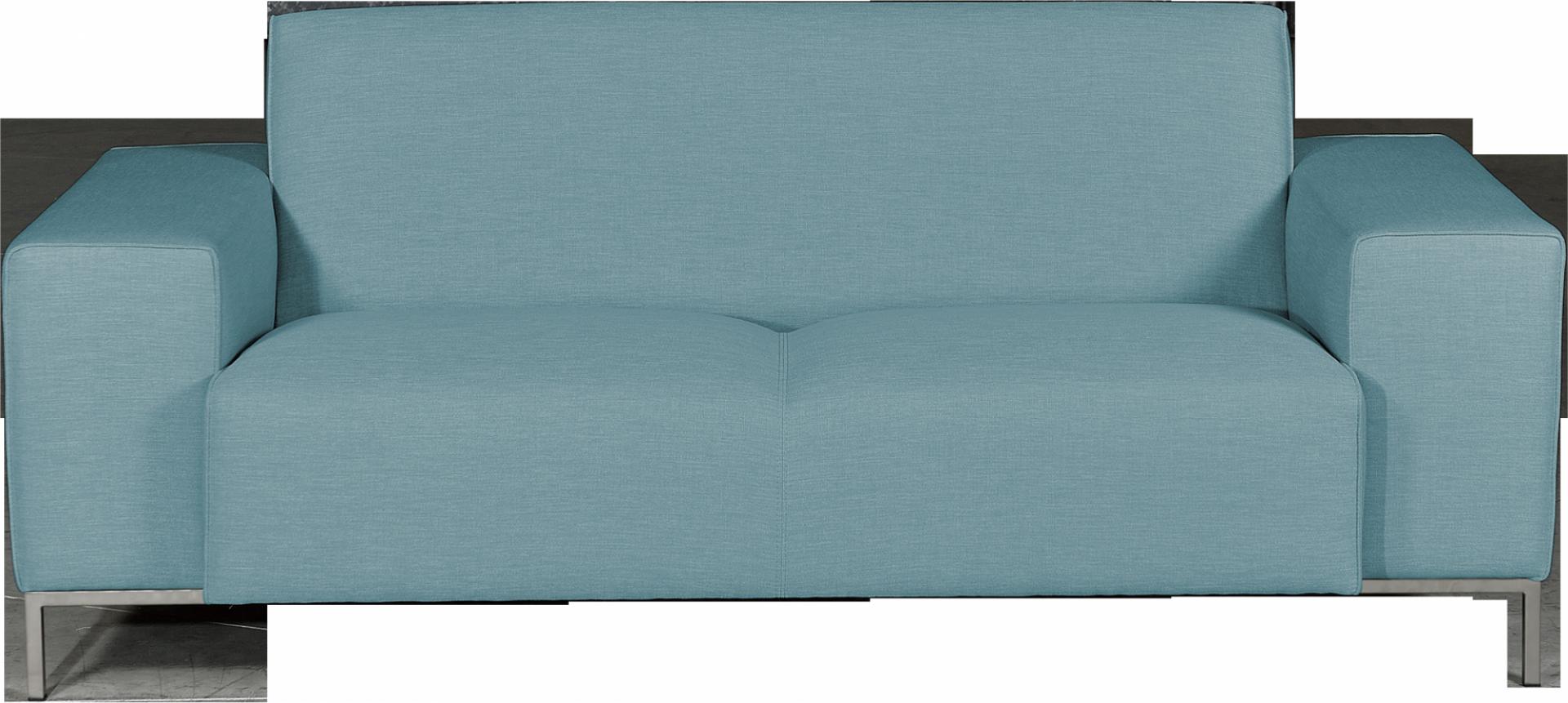 i Sofa Charlie 2 zits bank BlauwWoonkamer