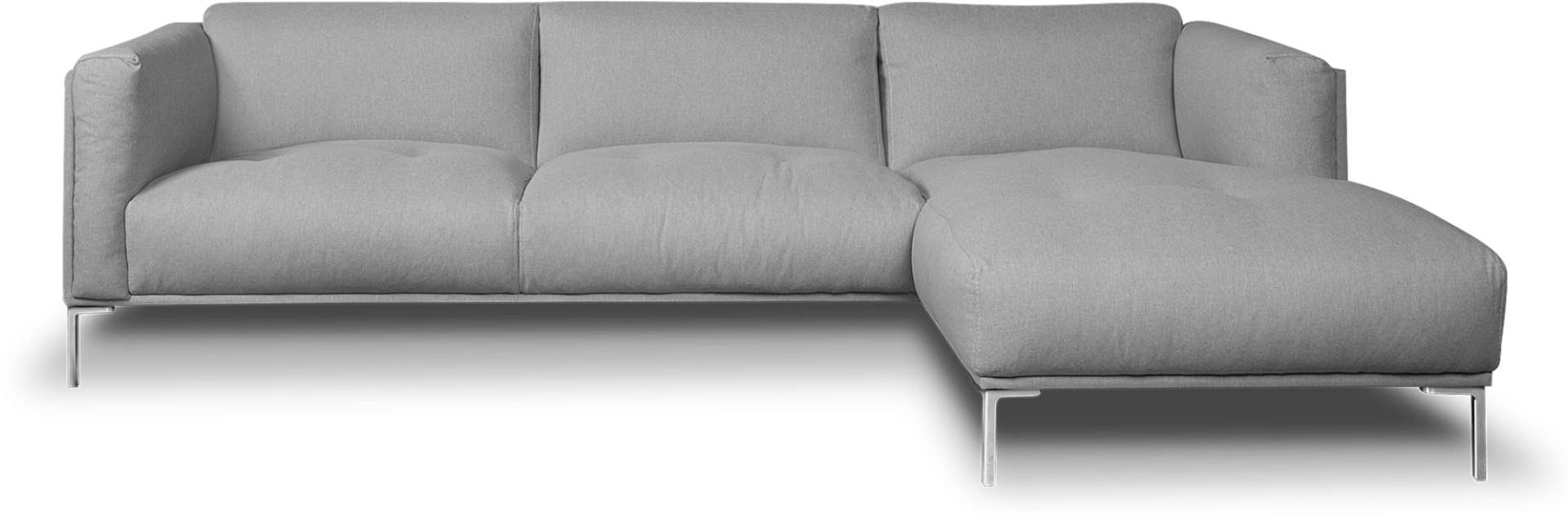 i Sofa Oliver hoekbank GrijsWoonkamer