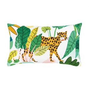 &k amsterdam Bodil Sierkussen 30 x 50 cm Woonaccessoires Multicolor Textiel