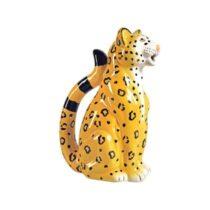 &k amsterdam Luipaard Kan 1 L Kannen & flessen Multicolor Porselein