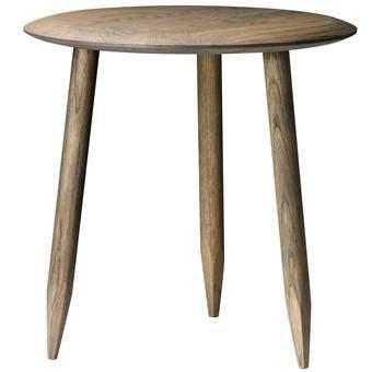 &tradition Hoof Table SW 1 Bijzettafel Tafels Bruin Hout