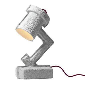 &tradition TrashMe VV1 Tafellamp Verlichting Grijs Aluminium