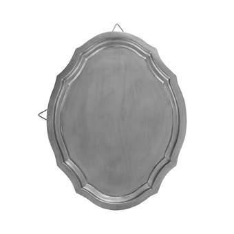 vtwonen Antique Silver Dienblad  Tafelpresentatie Zilver Metaal